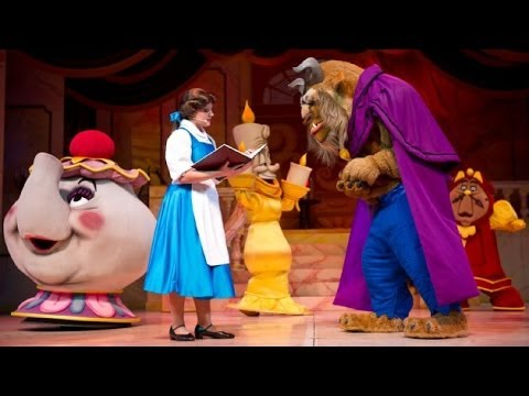 Beauty and the Beast Live On Stage @ Disney's Hollywood Studios Full Show