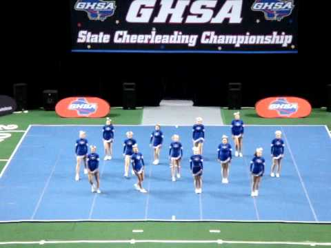 2010 GHSA State Competition - Walton (Sectionals)