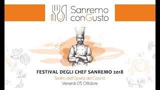 Festival degli Chef di Sanremo -  Sanremo con gusto 2018