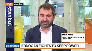 Erdogan Fights to Keep Power in Turkey