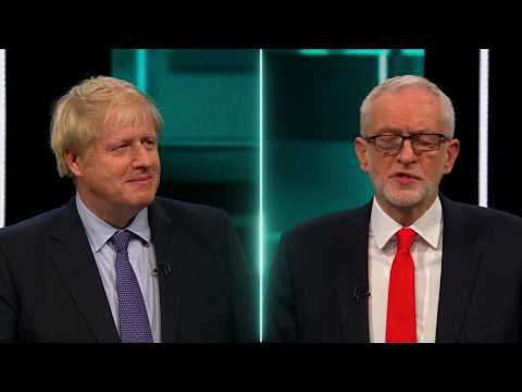 U.K. Election Debate: Johnson, Corbyn Pledge to Improve Politics