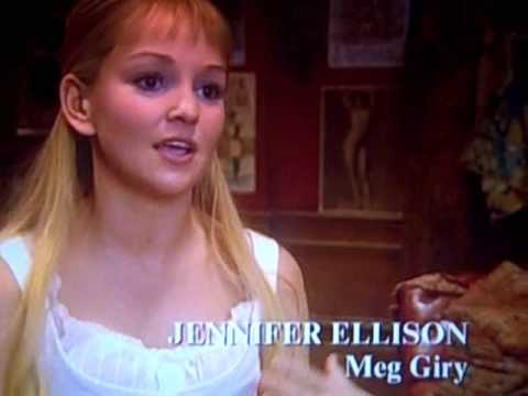 Jennifer Ellison on the making of The Phantom of the Opera