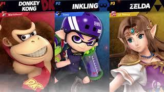 Super Smash Bros.Ultimate Online Gameplay Part 4
