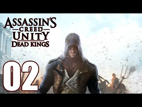 Assassin's Creed Unity Dead Kings DLC Walkthrough Gameplay Part 2 - The Book Thief