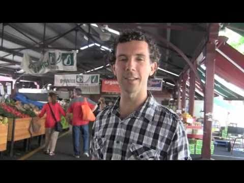 Is Organic Food Important? Melbourne Queen Victoria Market (Raw Vegan Show #43)