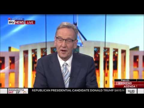 Sky News in Australia has become a Laughing stock.