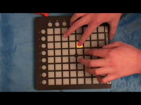 Wizard (Yellow Claw Remix) Launchpad Cover
