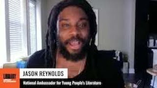 On the Road with Jason Reynolds