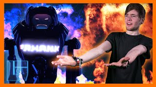 DanTDM - Minecraft: F.R.H.A.N.K. Challenge | Legends of Gaming