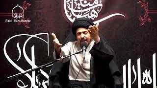 السيد منير الخباز - مغالطة, ليس هناك حاجة إلى الدين للمحافظة على النظام و مثال ذلك الغرب