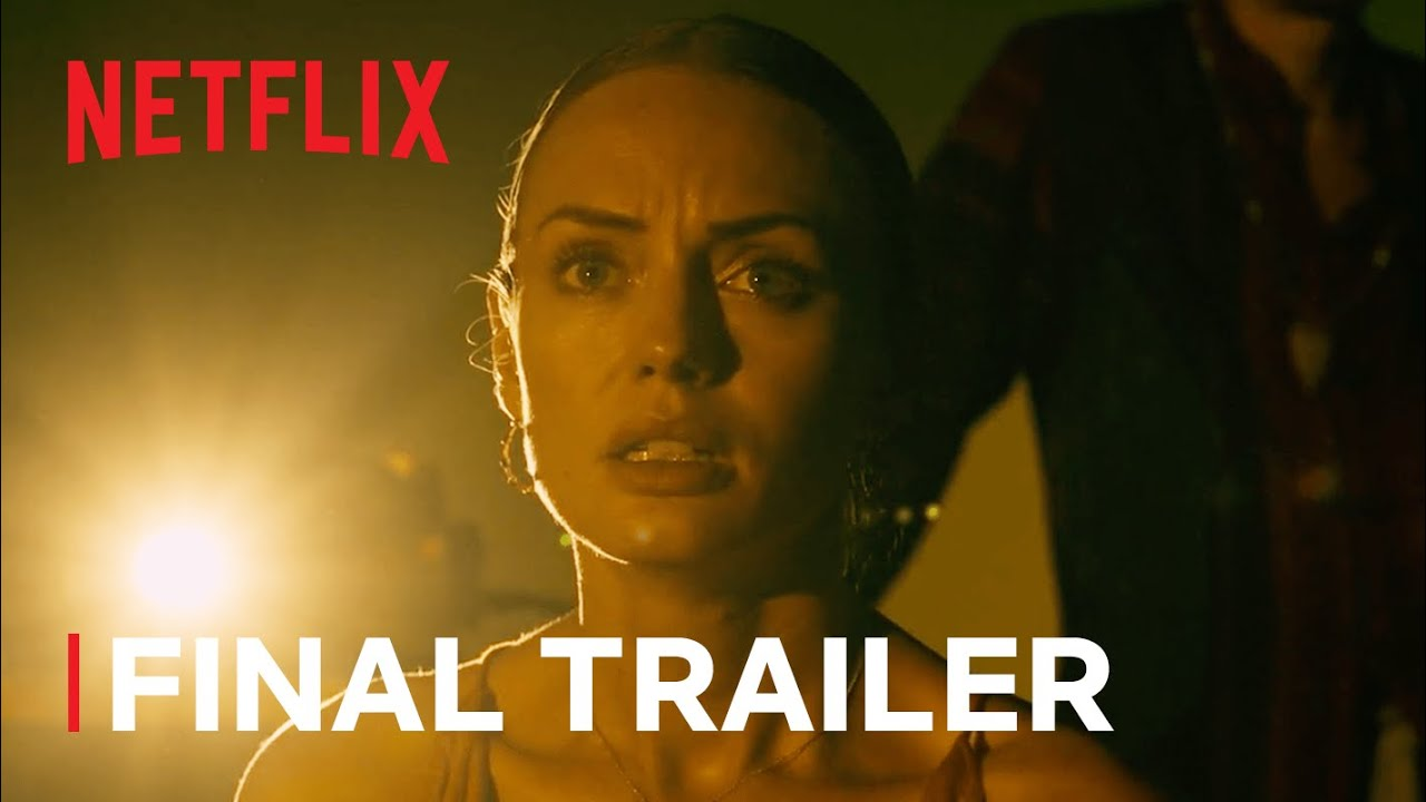 WHITE LINES   FROM THE CREATOR OF MONEY HEIST   Trailer 2   Netflix
