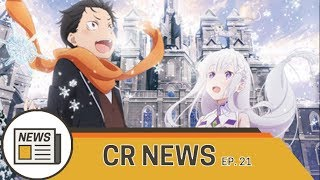 Nueva película, Koutetsujou no Kabaneri, Re:Zero, Digimon Lupin 3° | CR News 21