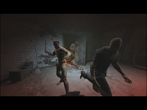 Outlast Soundtrack-Male Ward Chase
