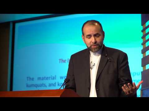 Islamic Esotercism & Mathematical Archetypes of Nature, Science, and Art--Dr. Waleed El-Ansary
