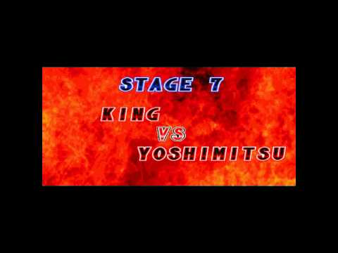 Tekken 2 TAS Improved Version (No Damage, Hard Mode)