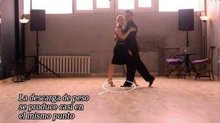 Online Tango Lessons CLASE 3 - SOLUCIONANDO PROBLEMAS DE DISTANCIA