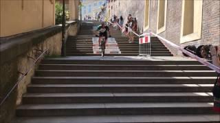 Pražské schody 2016 (slow motion)