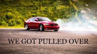 TERRIFYING STRAIGHT PIPE EXHAUST!! - SRT8 Charger