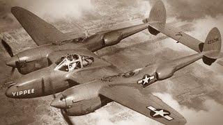 Legendarne Samoloty P-38 Lightning