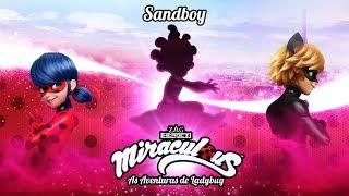 MIRACULOUS 🐞 SANDBOY - TRAILER 🐞 As Aventuras de Ladybug   episódio oficial