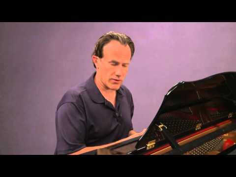Jazz Piano Lesson from George Whitty on...