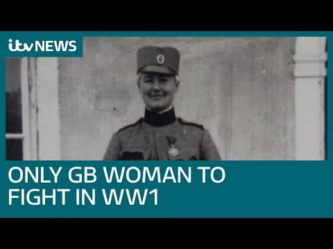 Flora Sandes: The forgotten British woman hailed a First World War hero in Serbia   ITV News