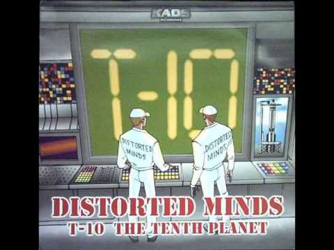 Distorted Minds - T-10