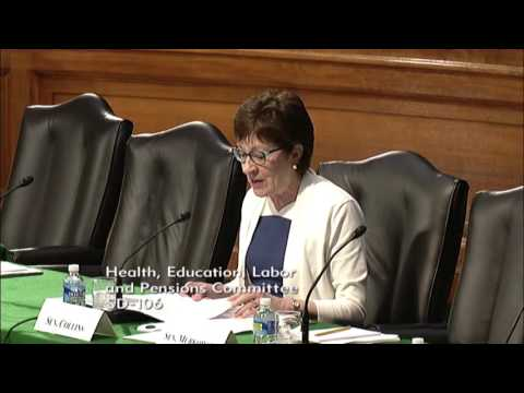 7/13/13/16 Health, Education, Labor and Pensions Committee Round Table