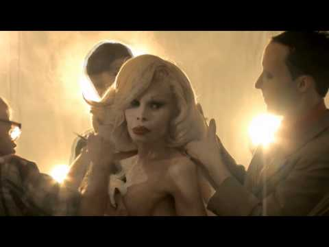 Amanda Lepore feat. Cazwell - Marilyn [WAWA Remix] video edit by DT videos