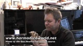 HARMONICA TUITION FROM HARMONICAWORLD - Unusual Harmonicas No.1 Trumpet Call
