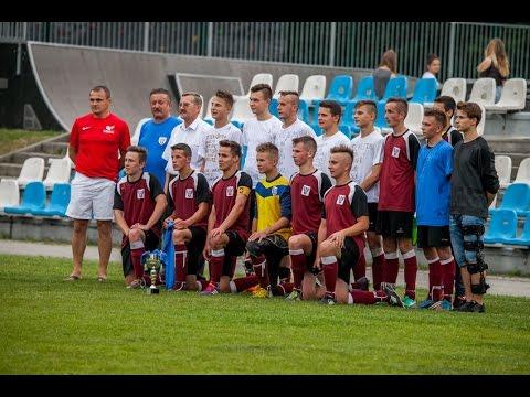 Sokół Słopnice świętuje awans do Małopolskiej Ligi Juniorów Starszych