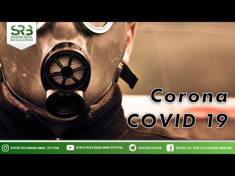 [ Bondowoso ] Corona COVID 19 -  Ustadz Dr Syafiq Riza Basalamah MA