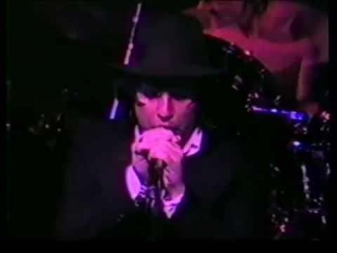 The Gun Club - Goodbye Johnny (Live)