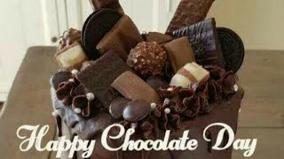🍫🍫Chocolate Day Special Whatsapp Status Video ❤❤Happy Chocolate Day 🍫🍫