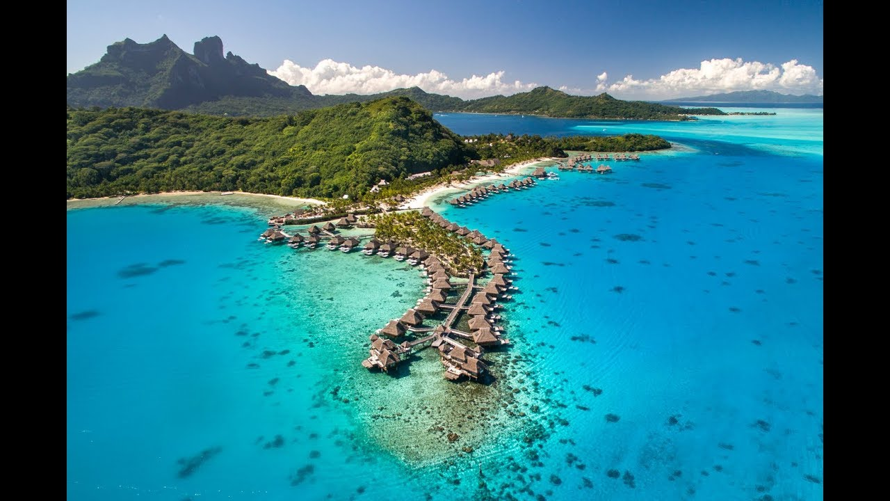 Tropical Island Vacations: TOP 10 TROPICAL ISLANDS For Vacations And Honeymoons