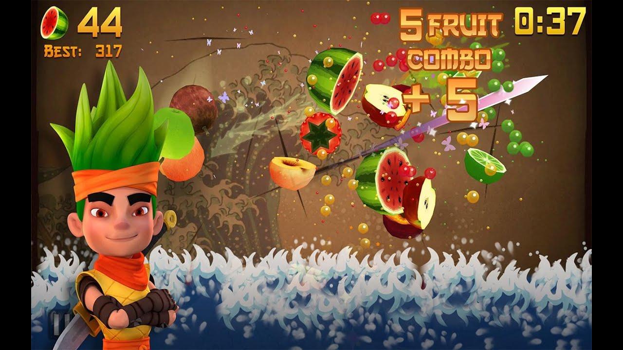 Fruit ninja free game - Fruit Ninja Free Game