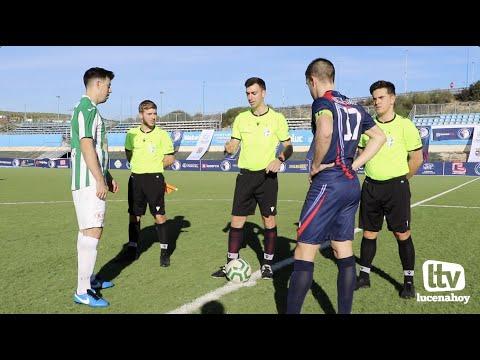 VÍDEO: El Lucecor derrota al Aguilarense con claridad (3-1) y ya es segundo clasificado
