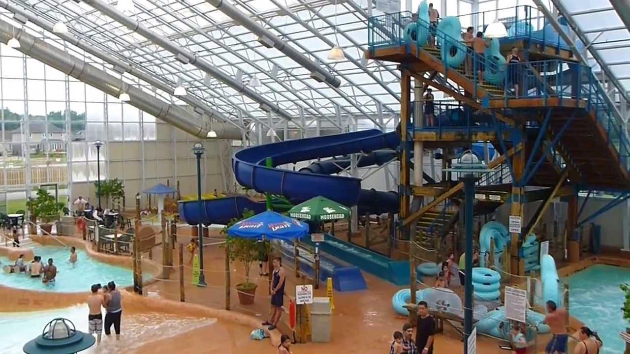 Fallsview Indoor Waterpark Hotel Deals