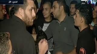 الماتش - شاهد فرحة جماهير الأهلي بعد فوزه على الترجي
