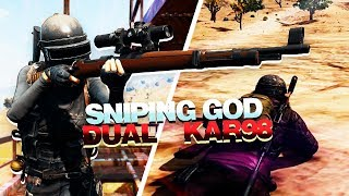 DUAL Kar98 | FUNNIEST PUBG MOBILE GAMES | SHINCHAN IS BACK