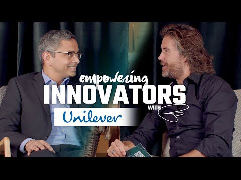 Innovation And Unilever: Anshul Asawa & Patrick De Zeeuw On Empowering Innovators