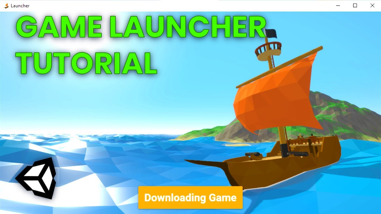 How to Make a Game Launcher and an Auto Updater With WPF   C# Game Launcher Tutorial