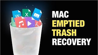 Mac Trash Recovery Software - Recover Trash On Mac Quickly