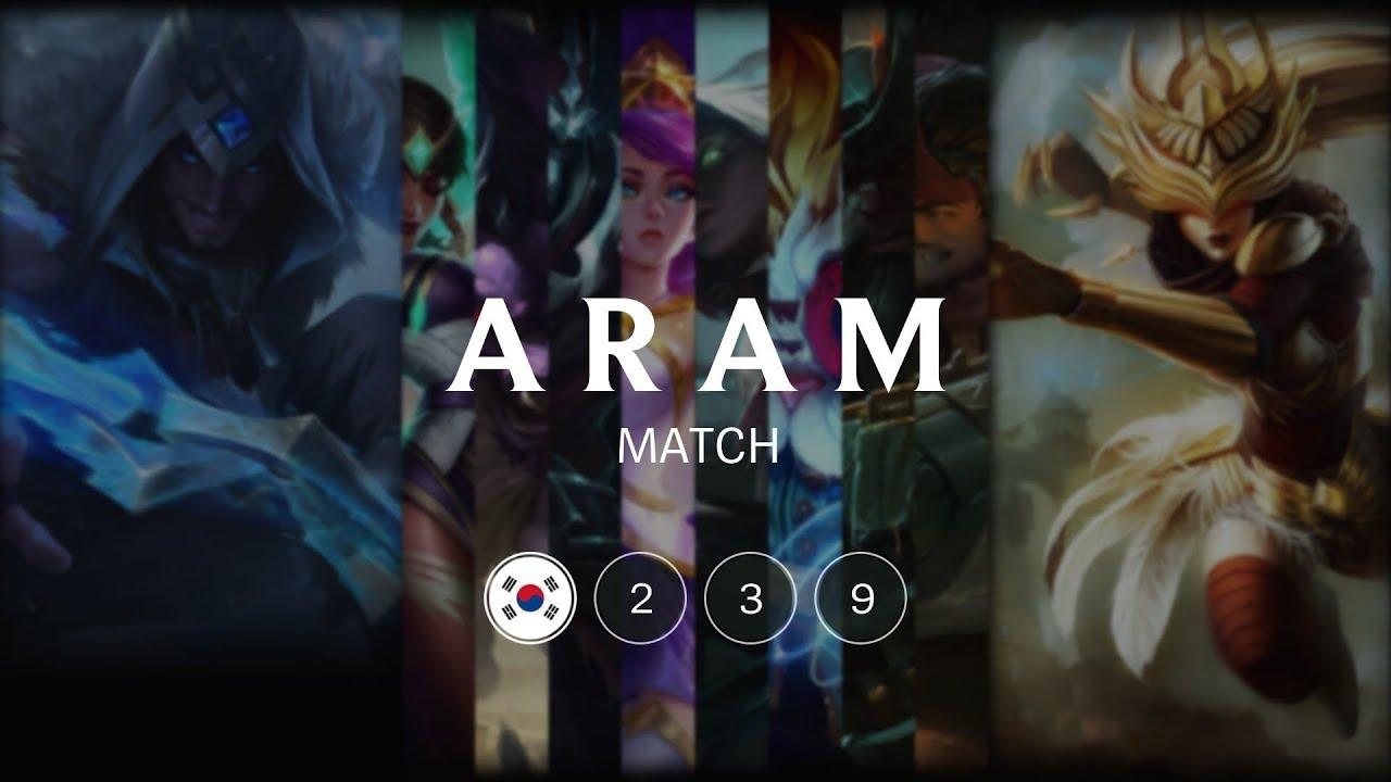 ARAM Match #239 | All Random All Mid - YouTube