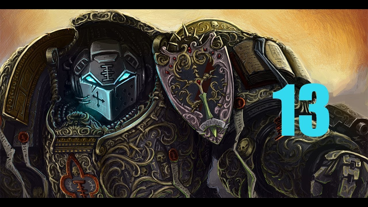 Warhammer 40000. Бен Каунтер. Адепты тьмы. Глава тринадцатая.