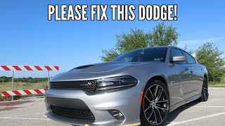 2018 Dodge Charger 392 RT Scatpack | My DISLIKES