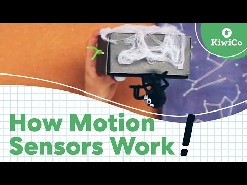 How Does a Motion Sensing Circuit Work?