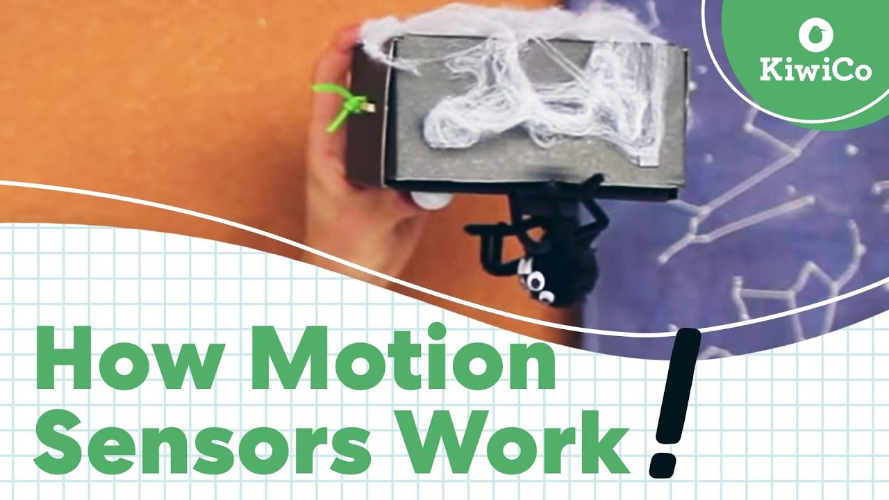 How Does A Motion Sensing Circuit Work Youtube Ir Detector