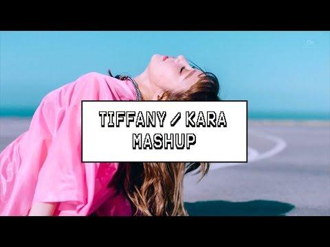 Tiffany / Kara - I Just Wanna Mamma Mia | DJ Yigytugd