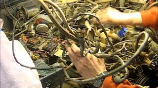 1987 4Runner 22RE Timing Chain Replacement Part 2